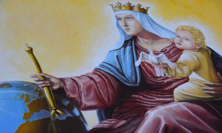 Fragrâncias poéticas… Rainha do Mundo