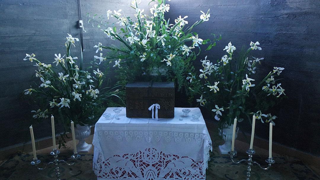 Eucaristia, fonte do Amor, que nos faz UM!