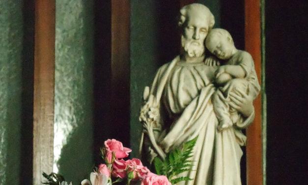 Santa Teresa e São José