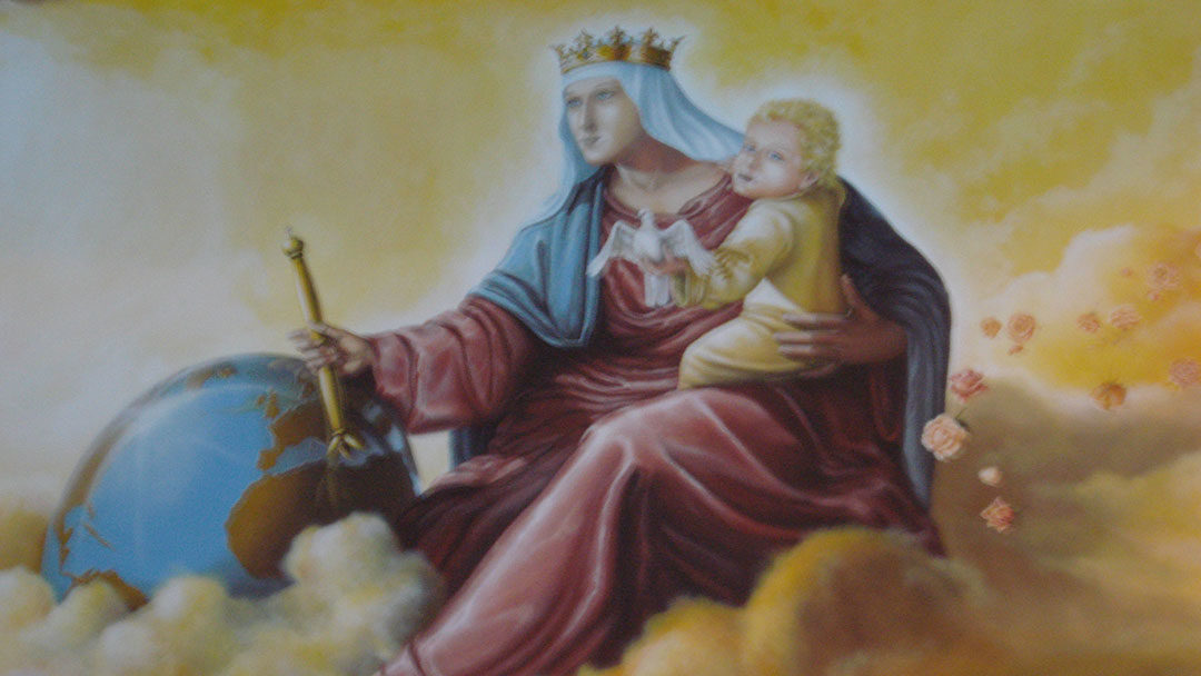 Nossa Senhora, Rainha do Mundo
