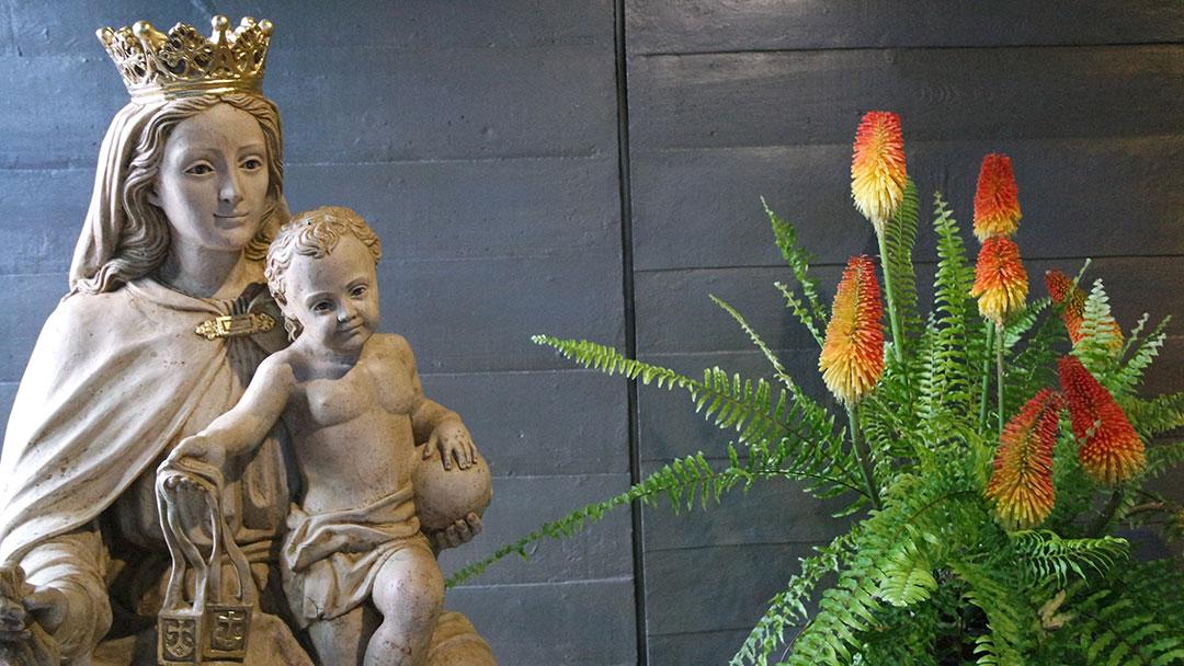 Imaculada Conceição, Mãe do Advento
