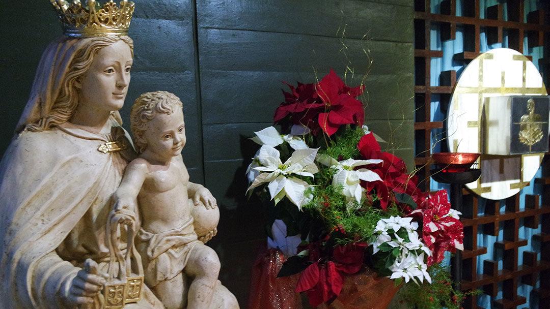 Santa Mãe de Deus, Rainha da Paz