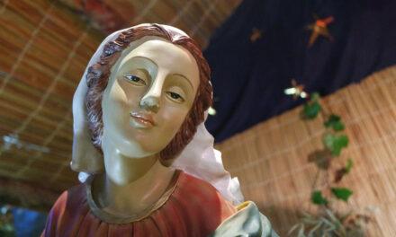 Mãe de Jesus, escuta nossa oração!